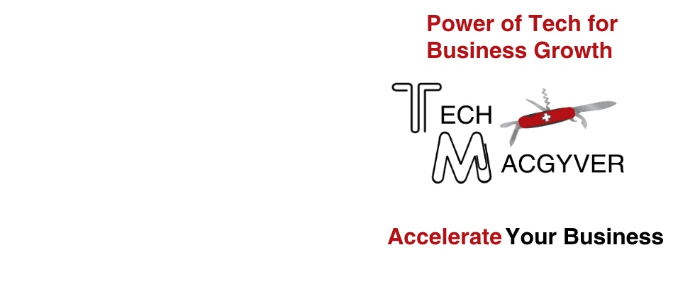 Harnessing the Power of Tech for Business Growth