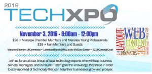 Manatee Chamber of Commerce TechXpo - Web Essentials