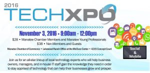 Manatee Chamber of Commerce TechXpo - Social & Mobile Strategies
